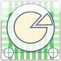 Pie+ camera measure icon