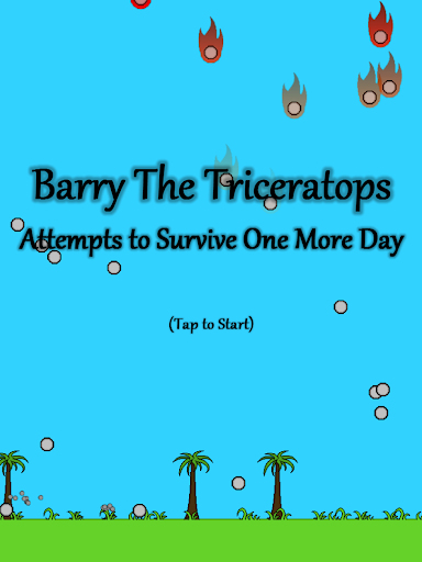 Barry the Triceratops