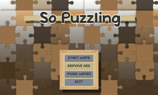 So Puzzling