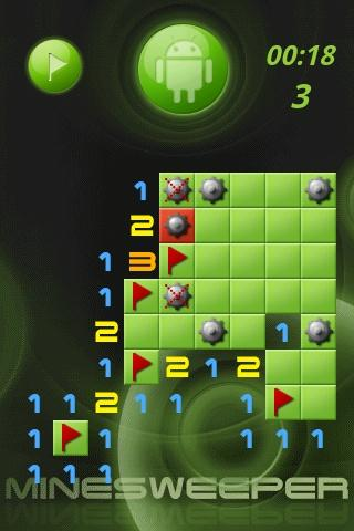 aiMinesweeper (minesweeper) - screenshot
