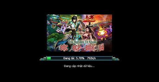Đao Kiếm Giang Hồ - Game DKGH