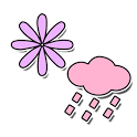 Springtime Pastels For Go! icon