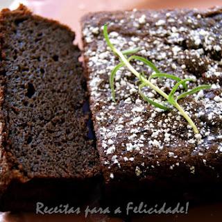 Black Bean and Chocolate Cake.