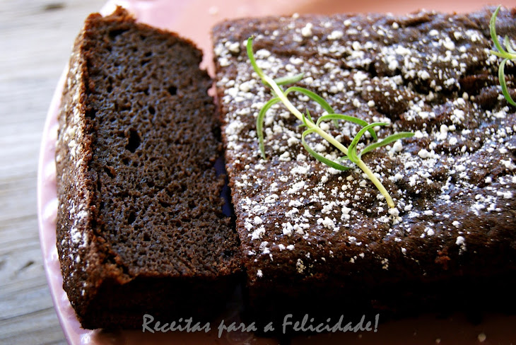 Black Bean and Chocolate Cake Recipe