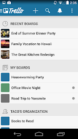 Trello - Organize Anything Screenshot 1
