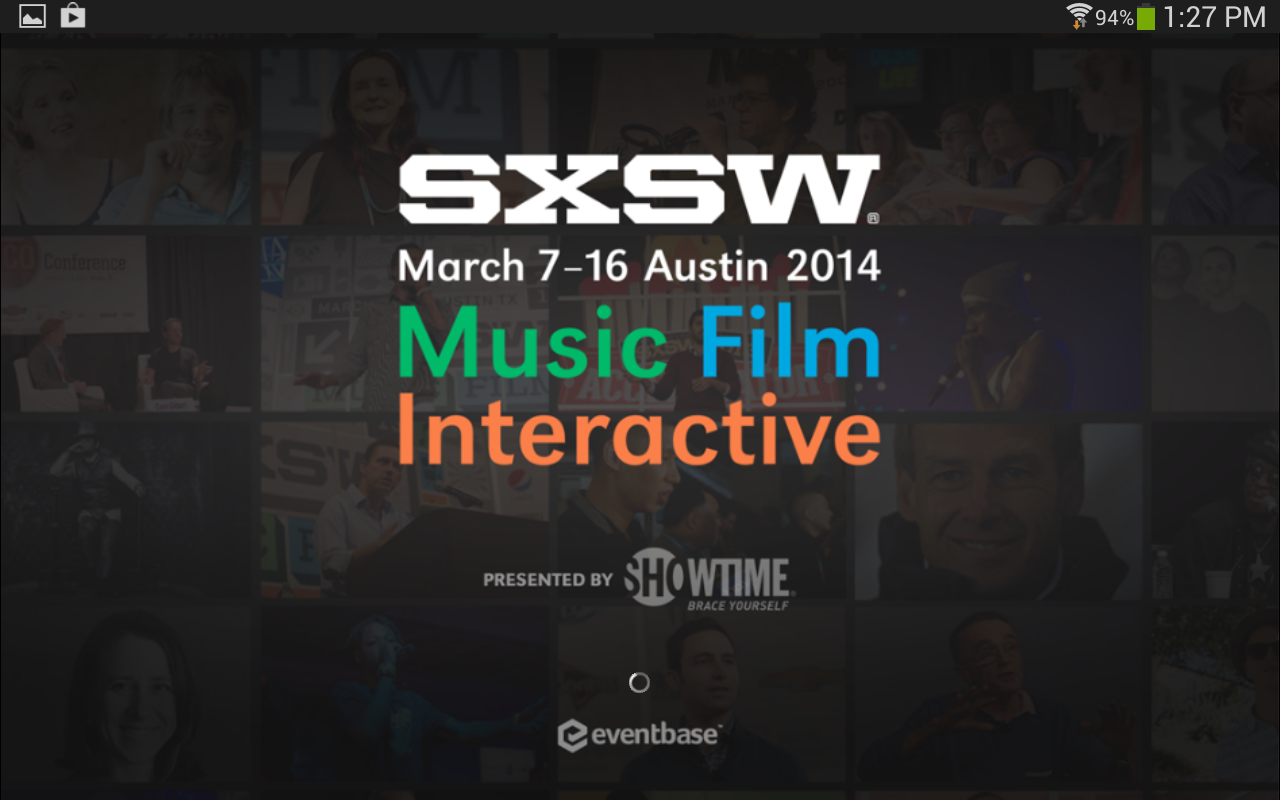 SXSW® GO - Official 2014 - screenshot