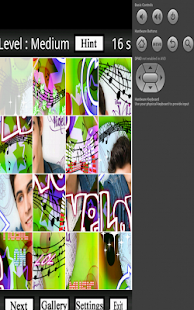 Violetta Game Puzzel_Wallpaper - screenshot thumbnail