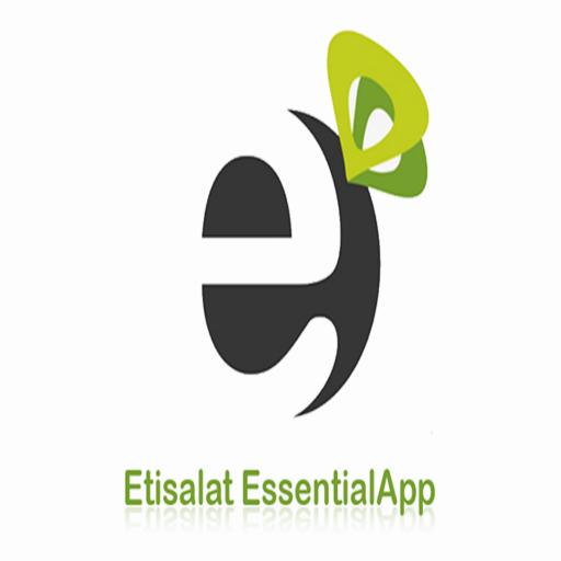ETISALAT EssentialApp LOGO-APP點子