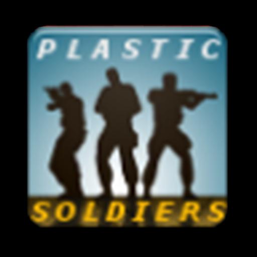 策略のPlastic Soldiers LOGO-記事Game