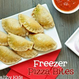 Freezer Pizza Bites.