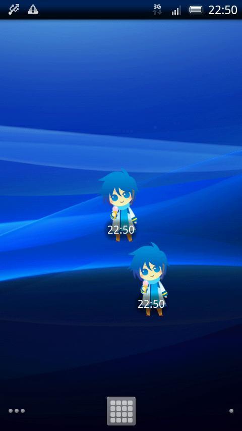 VoiceClock -KAITO-- screenshot