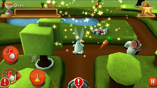Bunny Maze HD- screenshot thumbnail