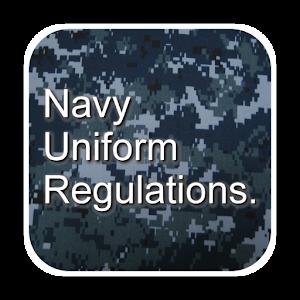 Navy Uniform Regulations