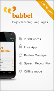 Learn Polish with Babbel - screenshot thumbnail