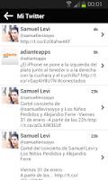 Screenshot of Samuel Leví