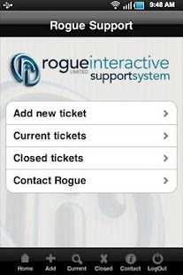 Rogue Support - screenshot thumbnail