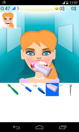 王女 歯科医 ゲーム