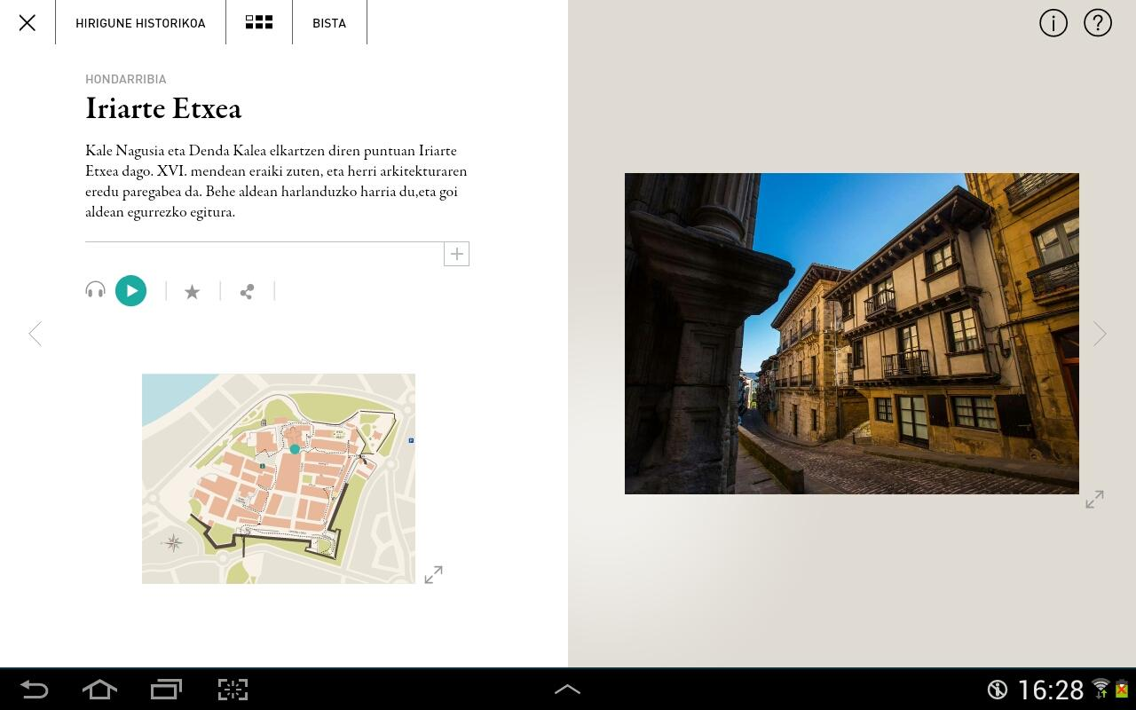 Hondarribia | Gida - screenshot