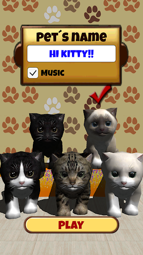 Hi Kitty Your New Virtual Pet