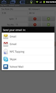 TipPRO Tip Calculator- screenshot thumbnail