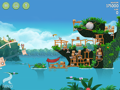 Angry Birds Rio - screenshot thumbnail