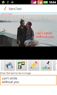 Soro Shop - Text your photos - náhled