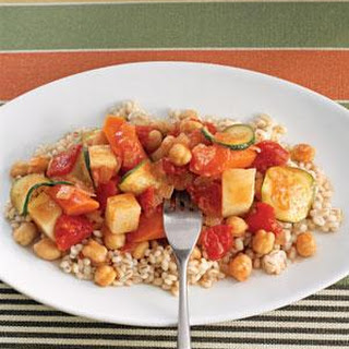 Slow-Cooker Vegetable Stew Recipe