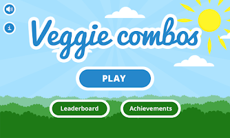 Screenshot of Veggie Combos