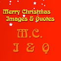 Merry Christmas Quotes Images icon