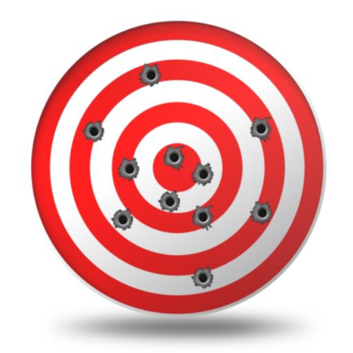 紙牌App|Hit The Target FREE LOGO-3C達人阿輝的APP