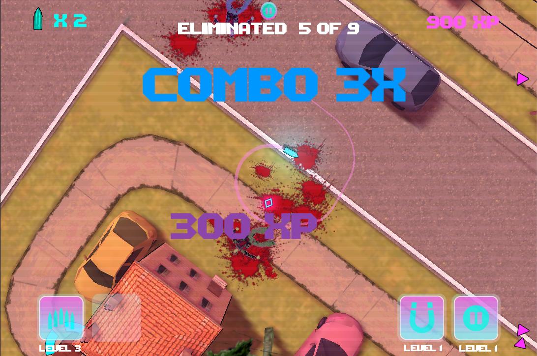Deadly Bullet screenshot #4