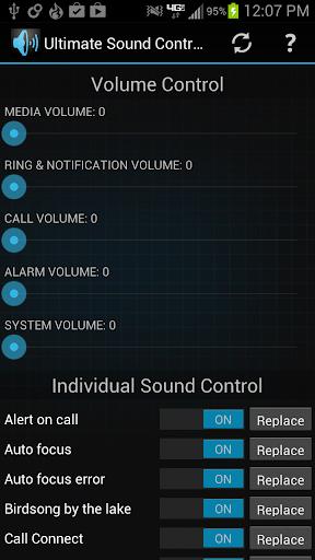 Ultimate Sound Control