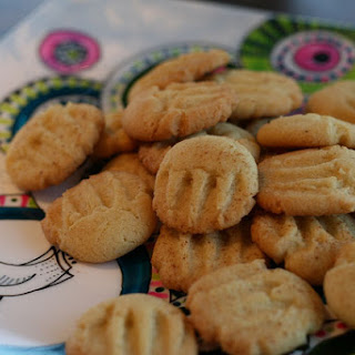 Mayonnaise Cookies.