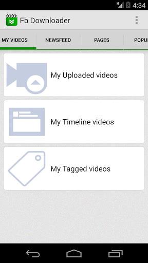 視頻下載為Facebook 媒體與影片 App-愛順發玩APP
