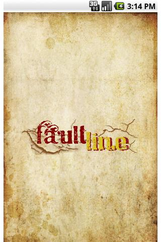 Faultline- screenshot