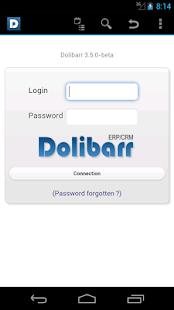 DoliDroid (Dolibarr ERP & CRM) - screenshot thumbnail