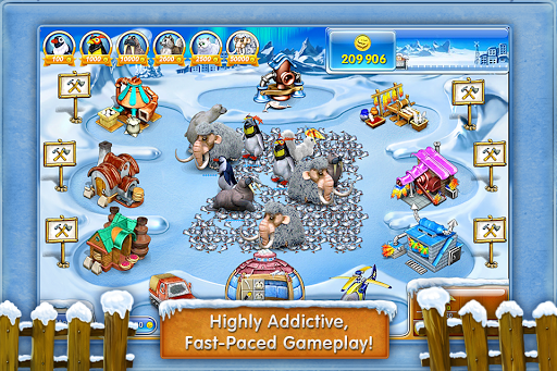Farm Frenzy 3: Ice Domain Free  screenshots 1