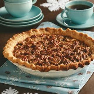 Never-Fail Pecan Pie.