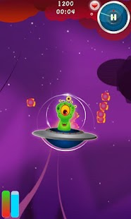 Bubble Invaders - screenshot thumbnail