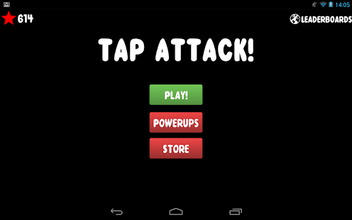 Tapattack! - screenshot thumbnail