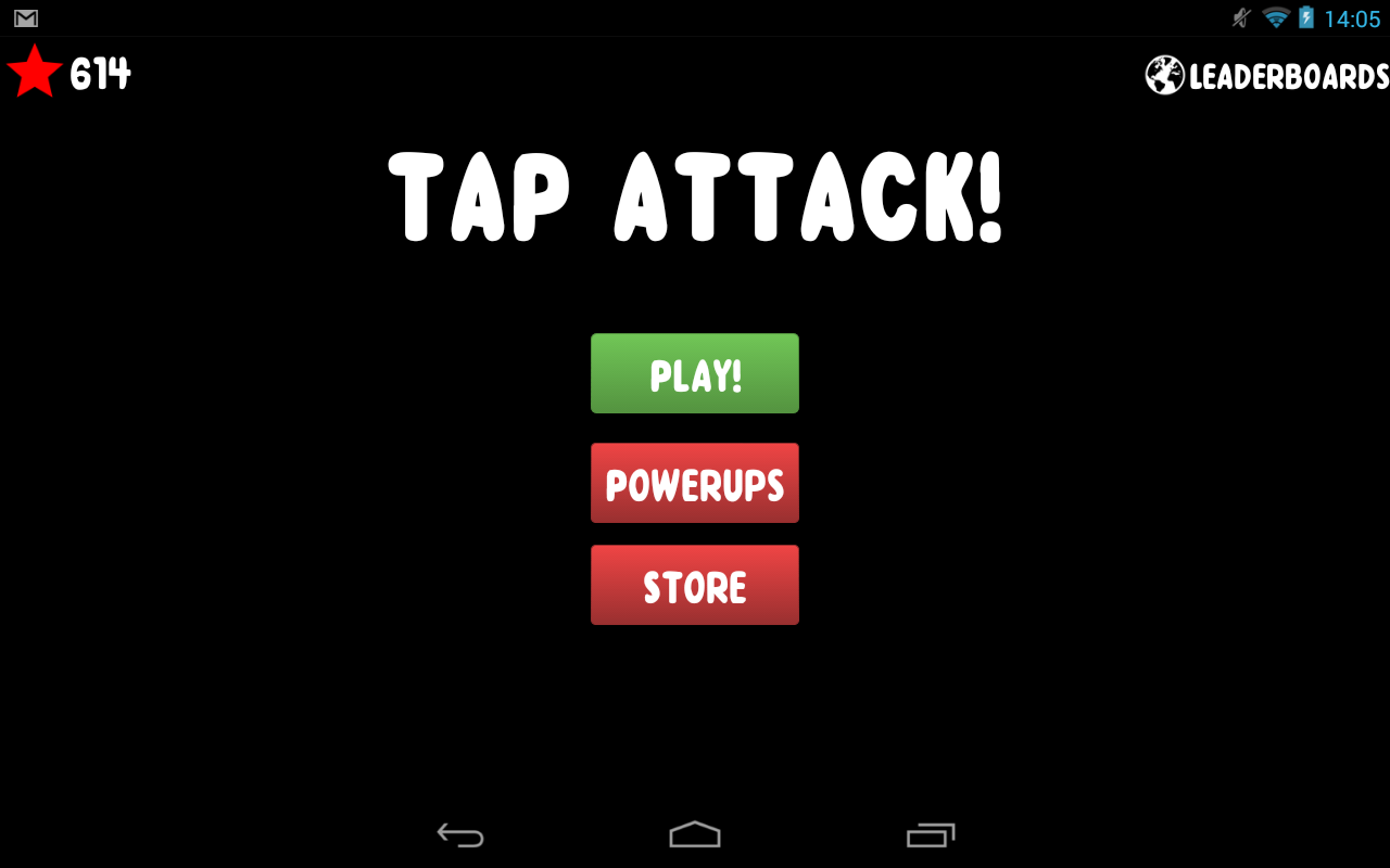 Tapattack! - screenshot