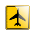 Airport Distance icon