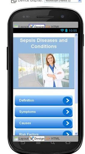 Sepsis Disease Symptoms