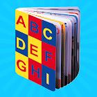 我的第一个字母 icon