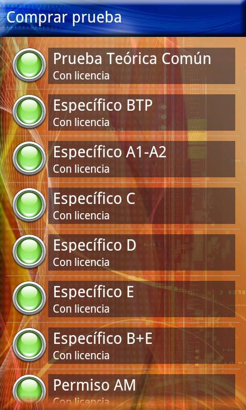 Nova SmartPhone CAP Mercancías - screenshot