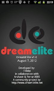 DreamElite screenshot 1