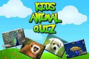 Screenshot of Kids Animal Quiz Lite