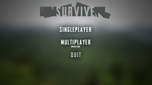 Survive: The Forest