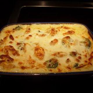 Pasta Broccoli Bake.