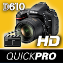 Guide to Nikon D610 SV icon